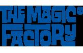 Escuela de magia The Magic Factory Mobile Logo